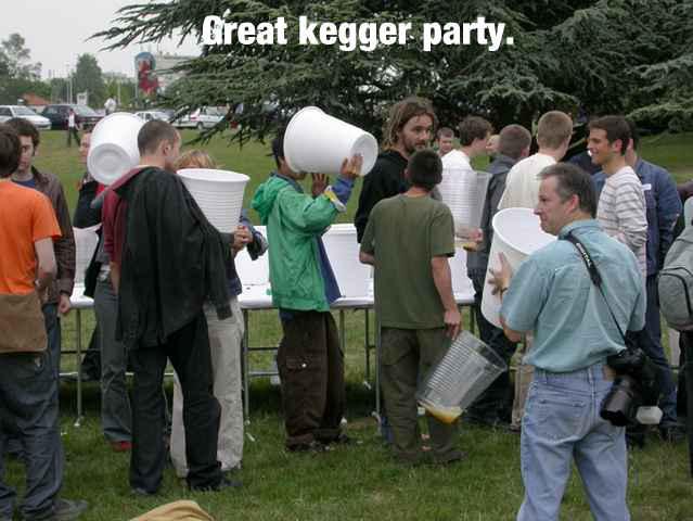 Kegger Party