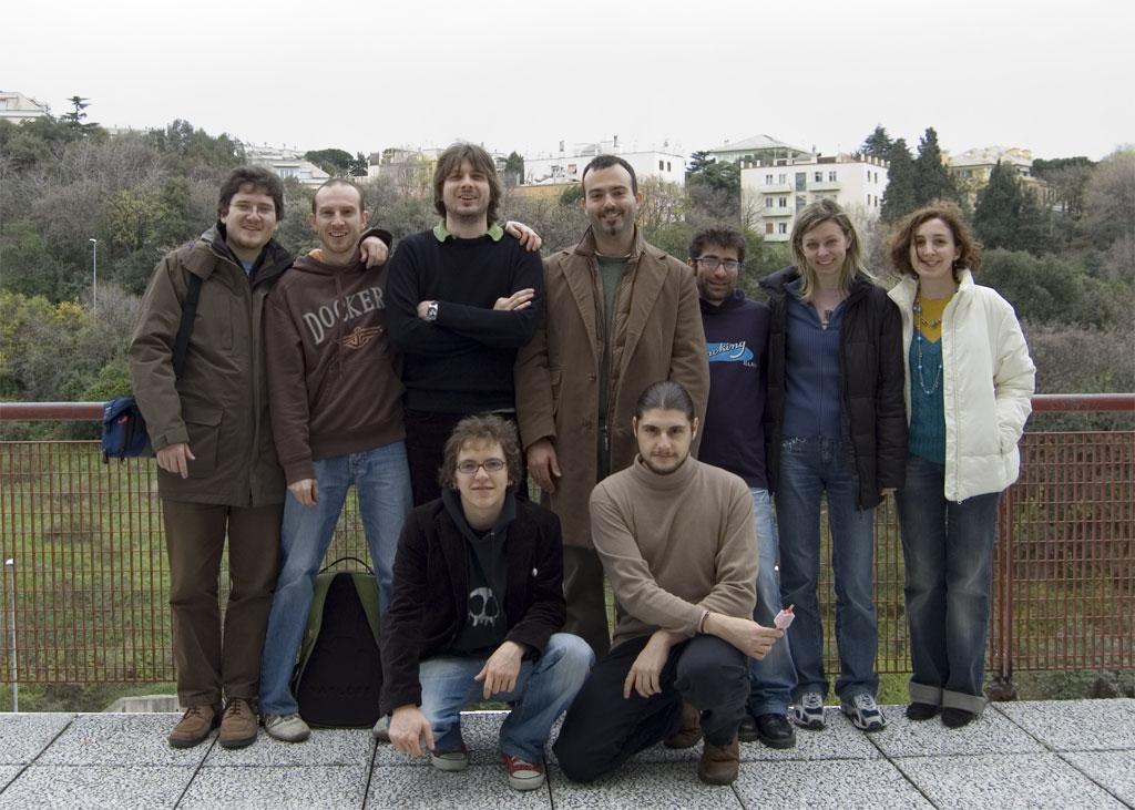DISI foto di gruppo