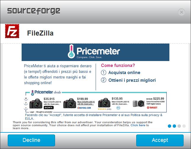 filezilla.sf.net