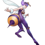 Darkstalkers_Resurrection_Q-Bee