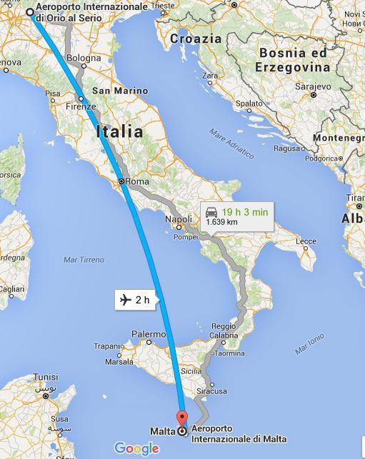 Expat to Malta – parte 1